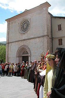 Corteo storico di Santa Rita a Castelvetrano