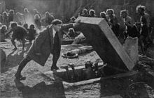 Bartolomeo Pagano nel film Maciste all'inferno (1926)