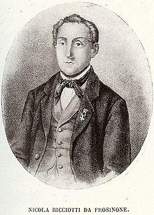 Nicola Ricciotti Wikipedia