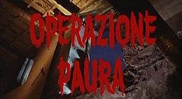 Operazione paura wikipedia