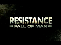 Resistance - Fall of Man logo.PNG