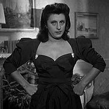 Anna Magnani nel film Abbasso la ricchezza! (1946) di Gennaro Righelli