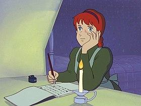 Hit Parade Italia Cartoni Animati Anna dai capelli rossi