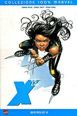 Disegni di Mike Choi  X23 Marvel Wiki