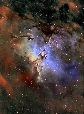 M16 – Nebulosa Aquila