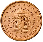 0,01 € Vaticano 2005.jpg