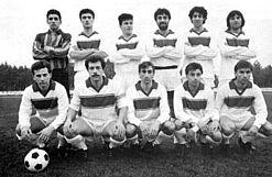 Formazione 1985-86.
