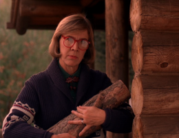 Twin Peaks, Log Lady.png
