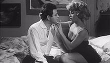 Ennio Girolami e Valeria Fabrizi in Un figlio d'oggi (1961)