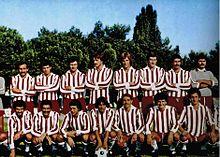 La Vis Pesaro 1977-1978.