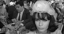Claire Bloom nel film Il maestro di Vigevano (1963)