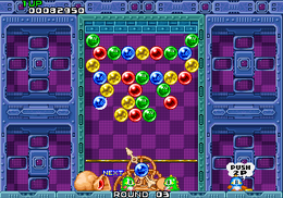 bubble bobble palla