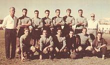 La San Vito Benevento nella stagione 1959-1960