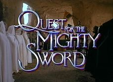Quest for the Mighty Sword 1990