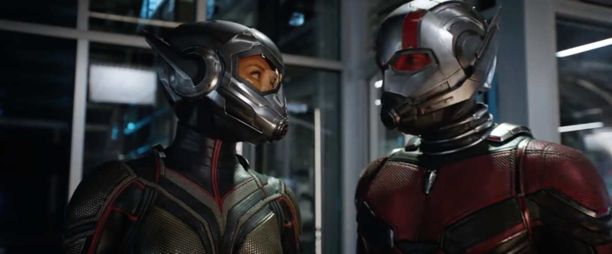 antman and the wasp wikipedia