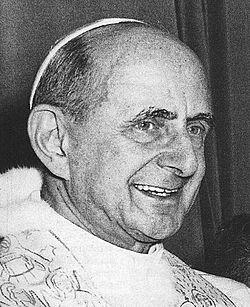Immagine di Papa Paolo VI