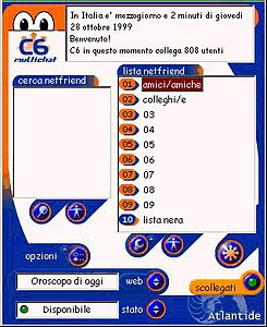 C6 Messenger