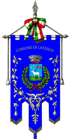 Laterza (Italia)-Gonfalone.png