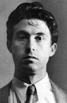 Salvatore Fiume nel 1937