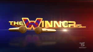 Logo del programma The Winner Is...