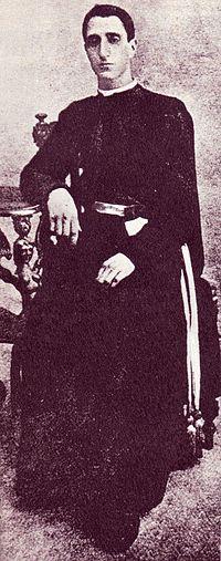 Don Luigi Sturzo nel 1905