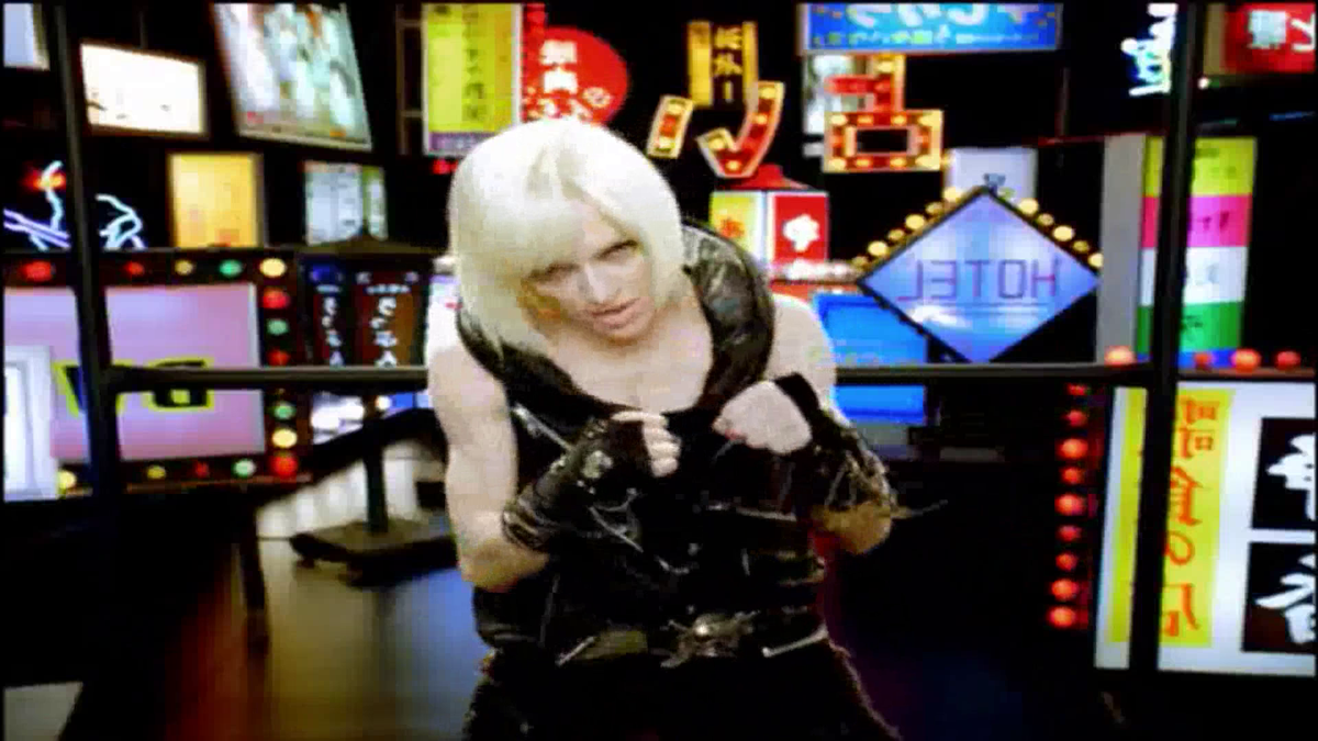 Jump madonna wikipedia for 1234 get on the dance floor video download