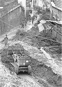 Alluvione nel Biellese del novembre 1968