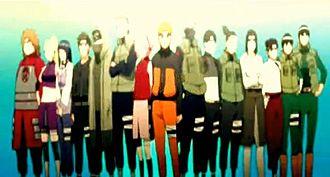 Personaggi minori di Naruto (Villaggio della Sabbia)