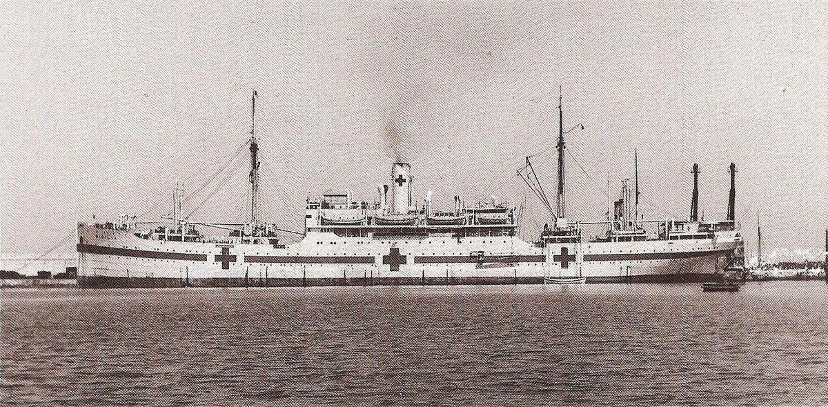 sicilia  nave ospedale