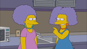 Patty_e_Selma_Bouvier