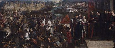 L'assedio di Asola, 1544-1545, Muzeum Narodowe, Pozna?.