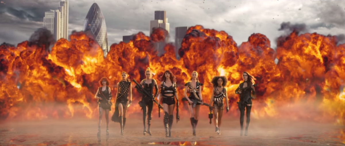 Bad Blood (Taylor Swift) - Wikipedia