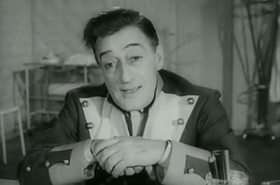 Totò in una scena del film