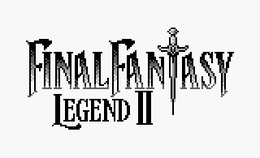Logo di Final Fantasy Legend II