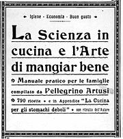 pellegrino artusi wikipedia