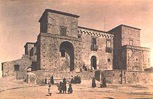 Il Castello nel 1911