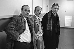 Giorgio Bocca, Sandro Viola e Bernardo Valli, la Repubblica, 1986.jpg