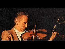 Sopra il violinista Giusto Pio, collaboratore di Battiato a cavallo tra gli anni settanta e ottanta.