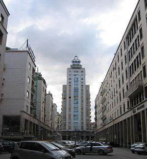 Palermo grattacieli skyscrapercity for Piani di palazzi contemporanei