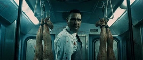 Vinnie Jones in una scena del film