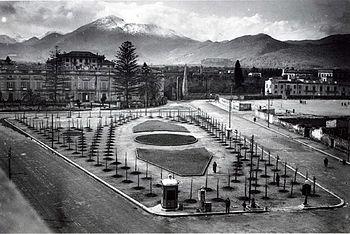 Villa Ranchibile Palermo
