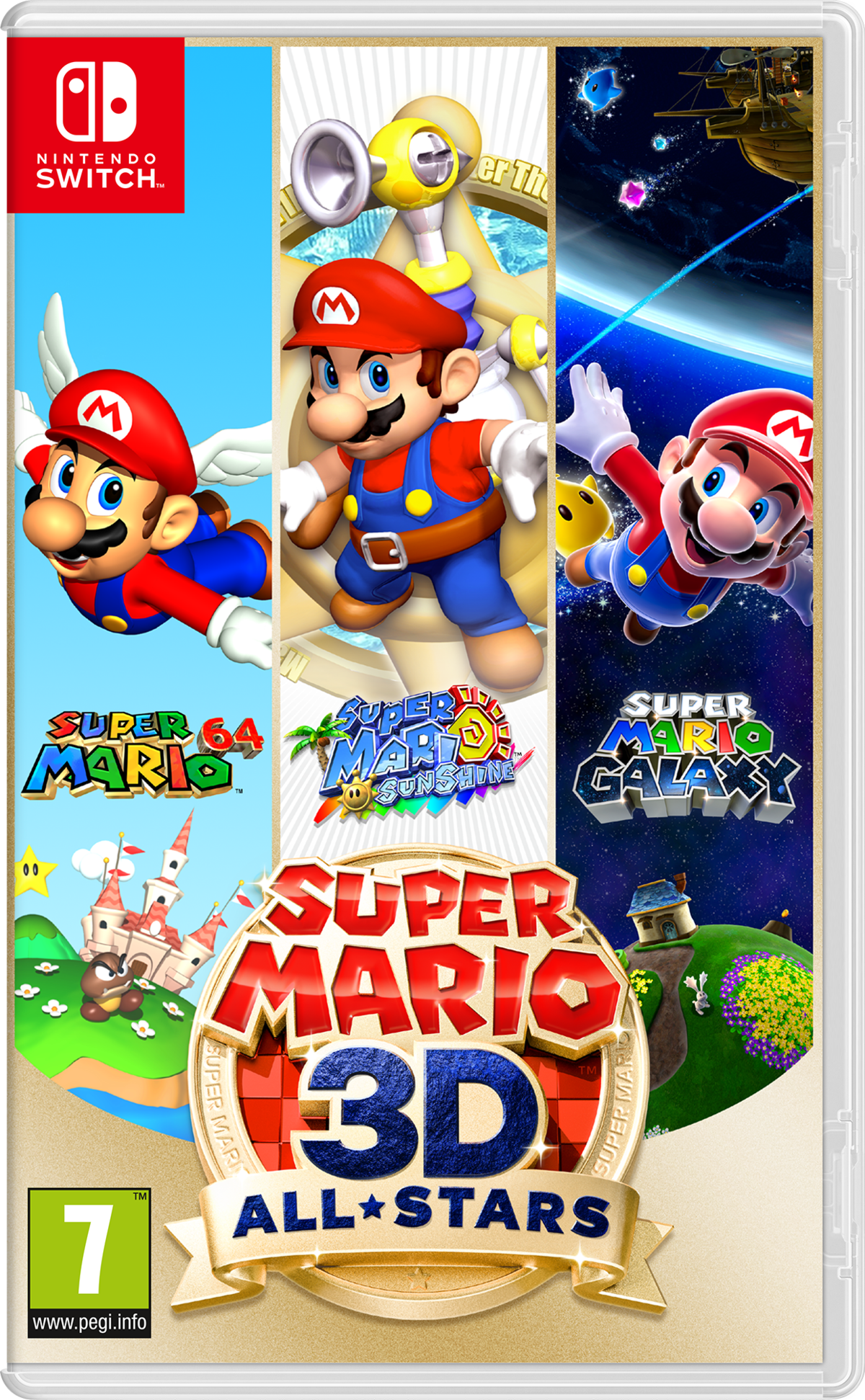 Super Mario 3D All-Stars - Wikipedia