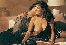 Serena Grandi in Desiderando Giulia (1986) di Andrea Barzini