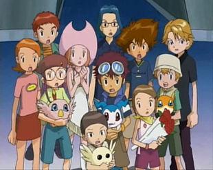 Personaggi di Digimon Adventure