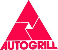Logo Autogrill durante la gestione SME
