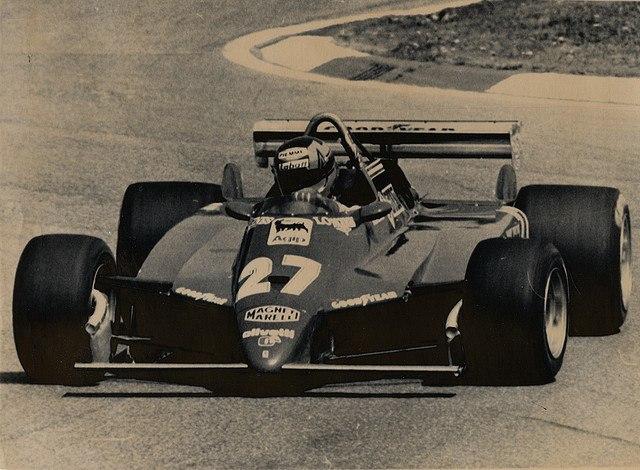 Gilles Villeneuve Imola 1982