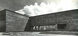 La ex casa GIL di Gaetano Minnucci (1939)