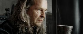 John Noble interpreta Denethor nell'adattamento cinematografico di Peter Jackson