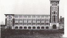 Lo stabilimento Muggiani