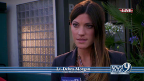 Ten. Debra Morgan